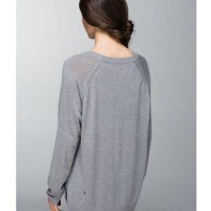 lululemon athletica sweaters  lululemon post savasana